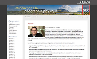 GEO 1001 - Introduction à la géographie physique