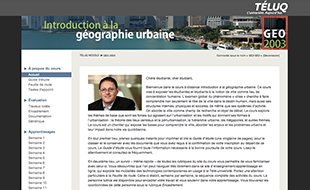 GEO 2003 - Introduction à la géographie urbaine