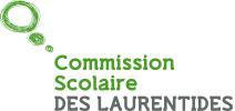 Logo Commission scolaire des Laurentides