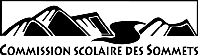 Logo Commission scolaire des Sommets