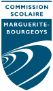 Logo Commission scolaire Marguerite-Bourgeoys