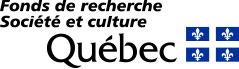 Logo Fonds de recherche du Québec-Société et culture