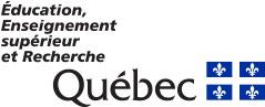 Logo Ministère de l'Éducation et de l'Enseignement supérieur